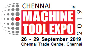 logo machine tool expo